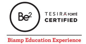 BiAmp Tesira Forte Certified
