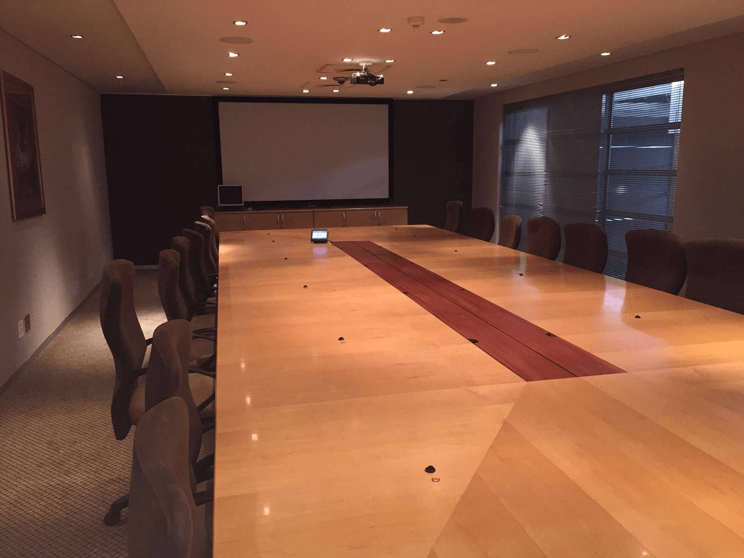 Audio Conference Boardroom