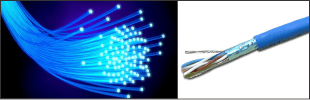 Copper or Fibre Optic ?