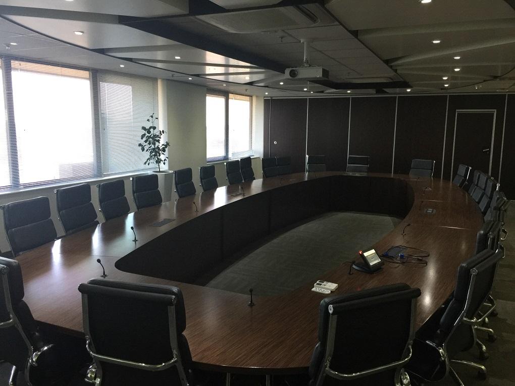 Teleconferencing Boardroom