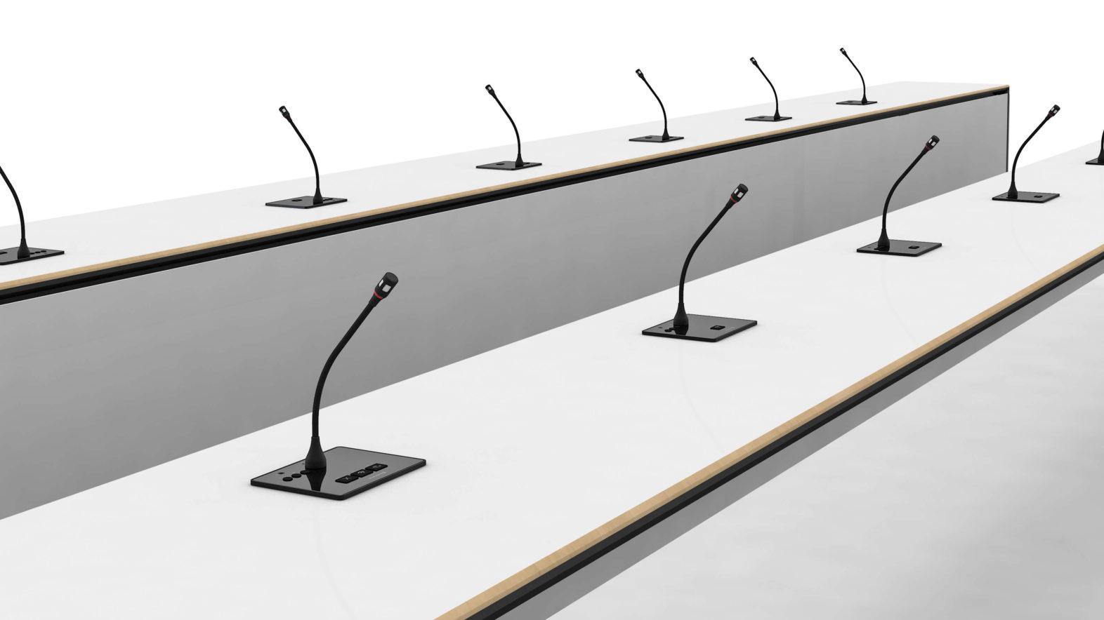 Delegate Audio System