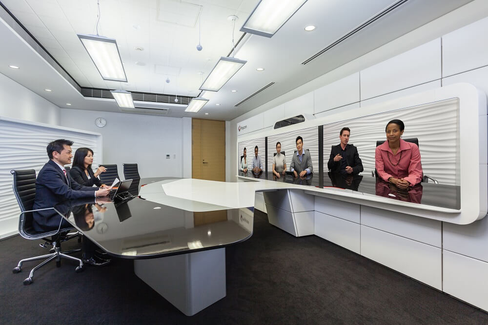 Telepresence Video Conference