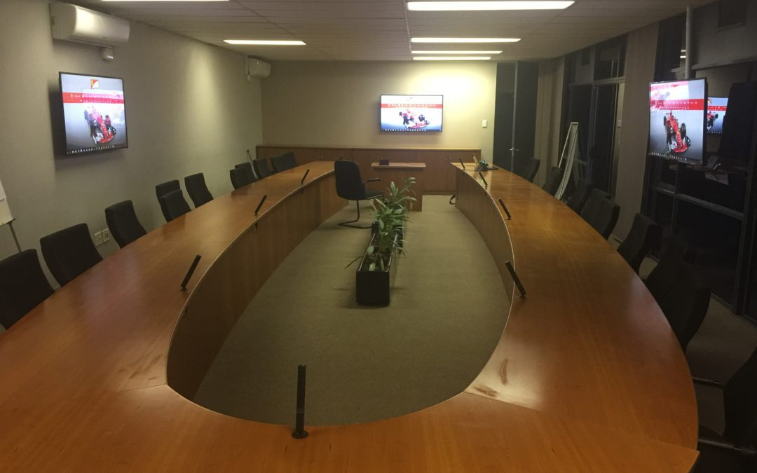 Conference Boardroom