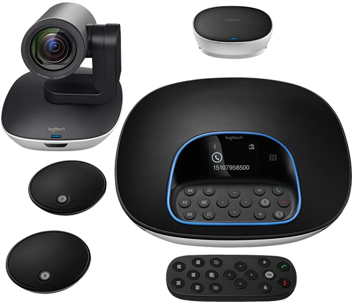 Basic Skype Audio and Video Conference Solution