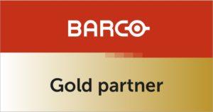 Barco Gold Partner