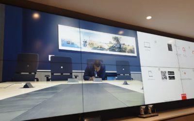Boardroom Video Wall