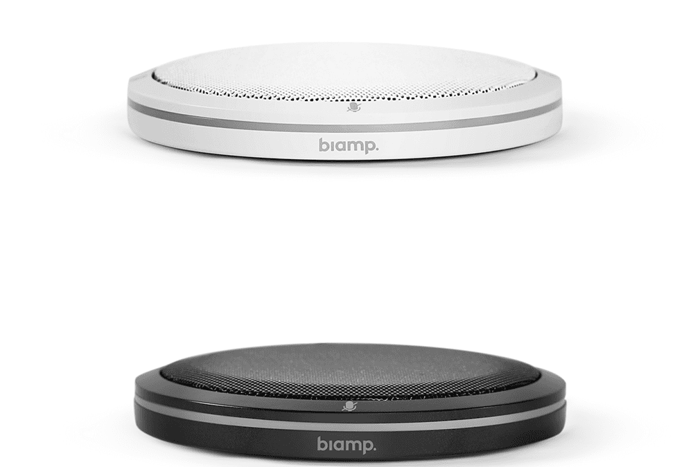 Biamp Beam Tracking Microphones
